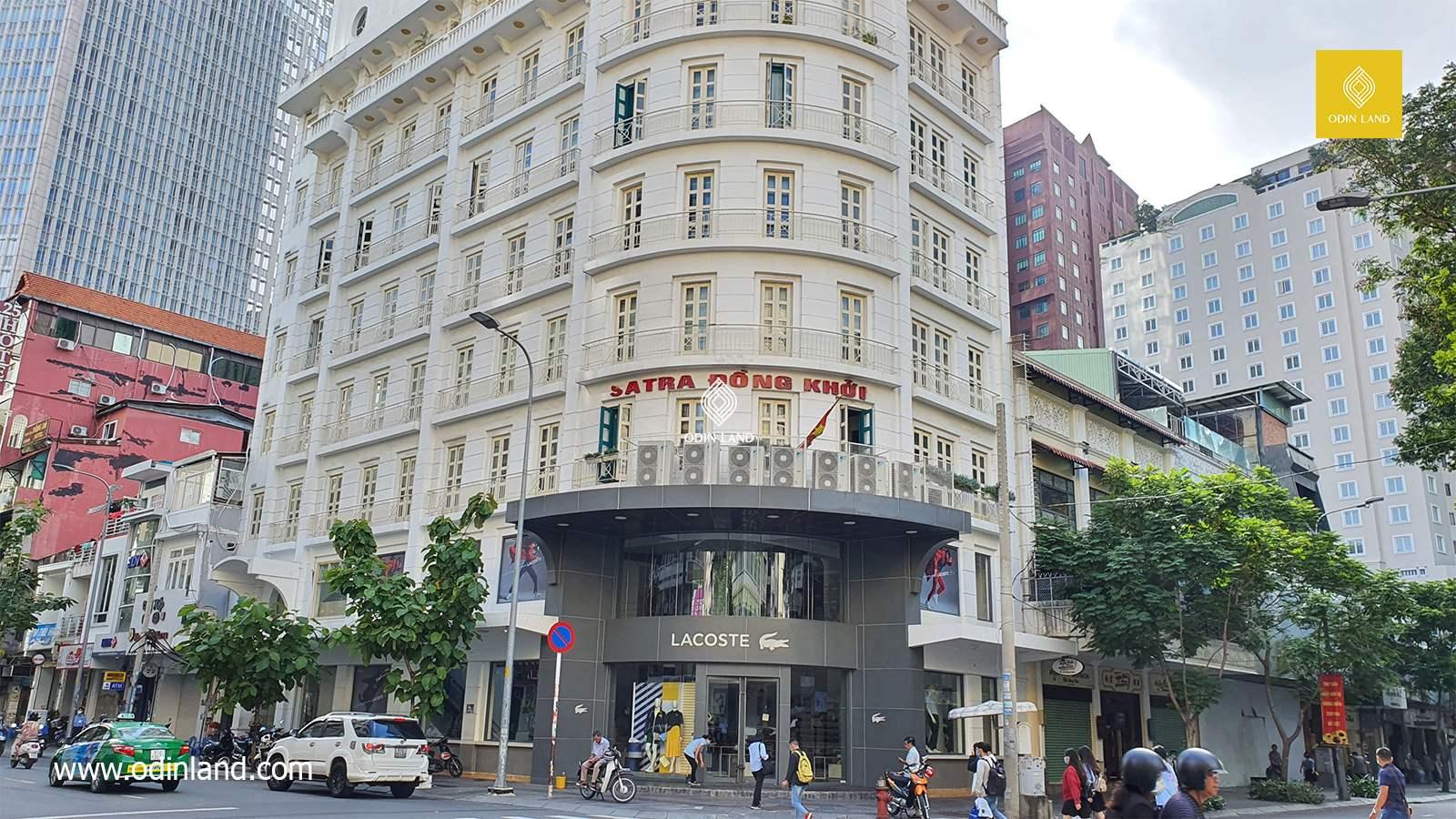 Van Phong Cho Thue Toa Nha Satra Building Dong Khoi (2)