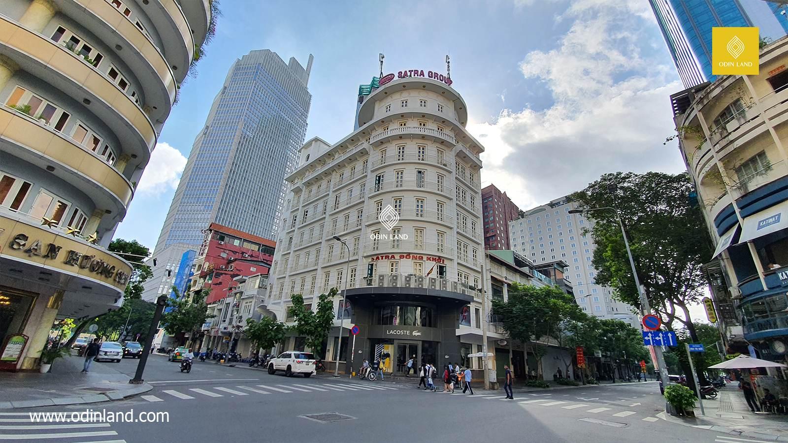 Van Phong Cho Thue Toa Nha Satra Building Dong Khoi (3)