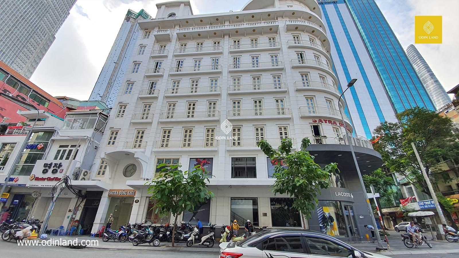 Van Phong Cho Thue Toa Nha Satra Building Dong Khoi (8)