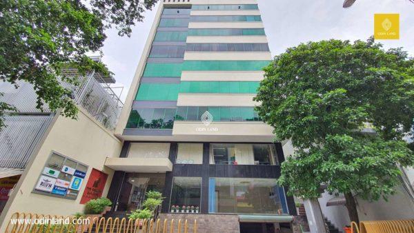 Văn phòng cho thuê tòa nhà The Golden Building