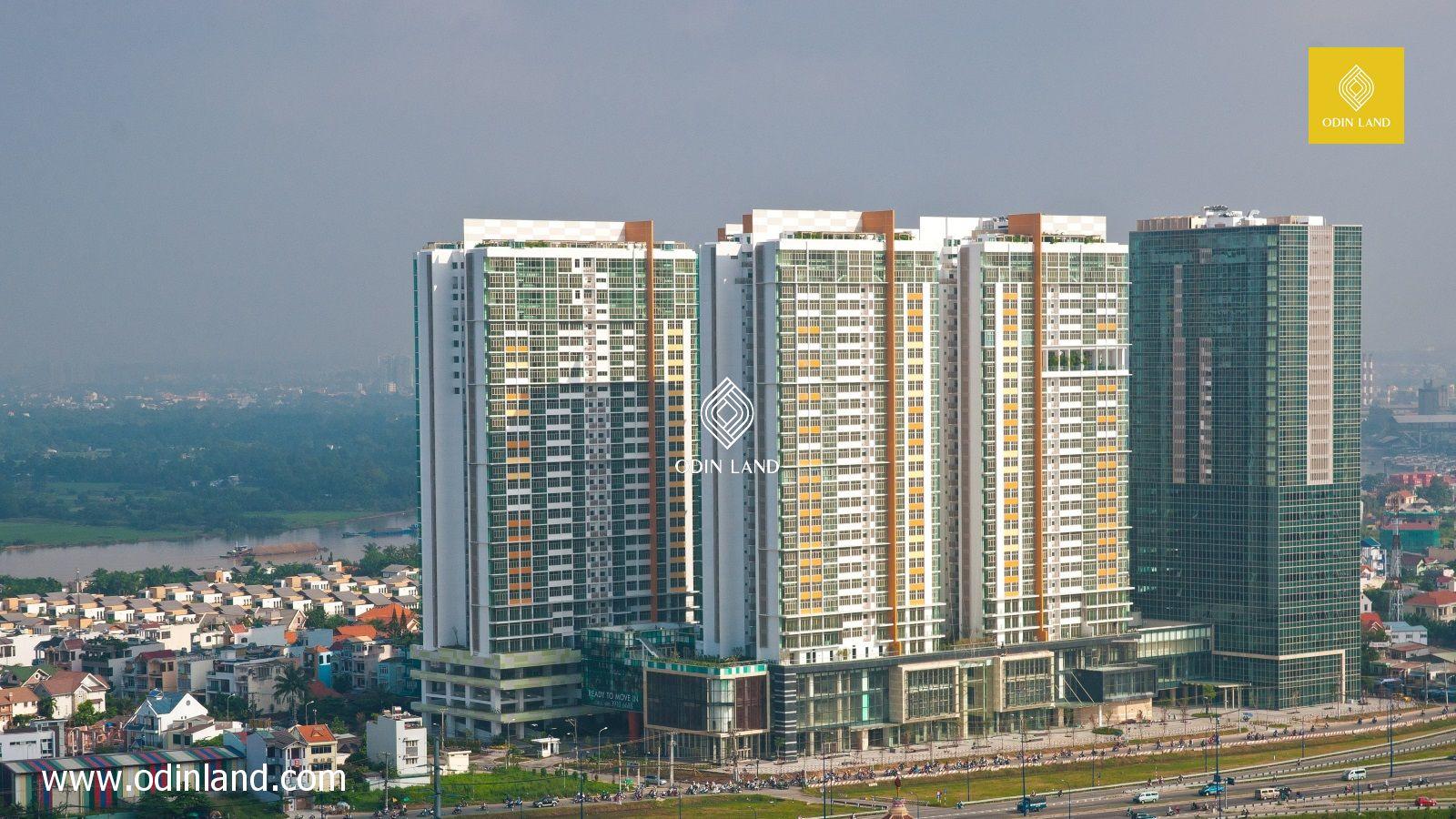 Van Phong Cho Thue Toa Nha The Vista Building 1