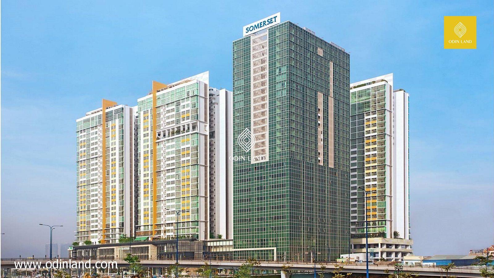 Van Phong Cho Thue Toa Nha The Vista Building 3