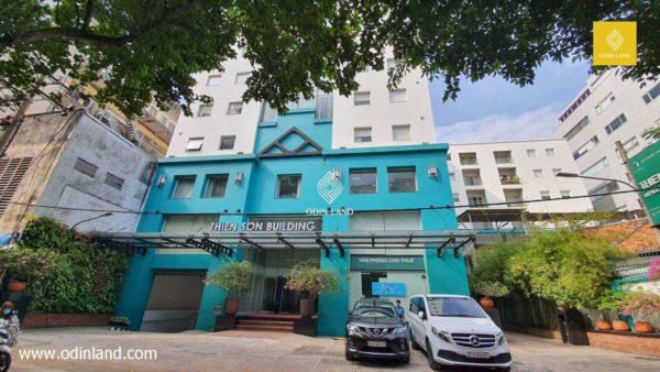 Van Phong Cho Thue Toa Nha Thien Son Building 1