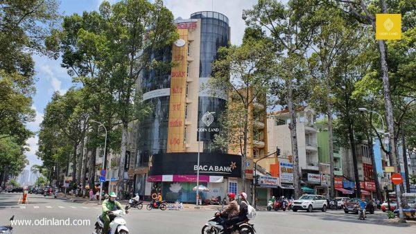 Văn phòng cho thuê tòa nhà Tiến Lộc Building