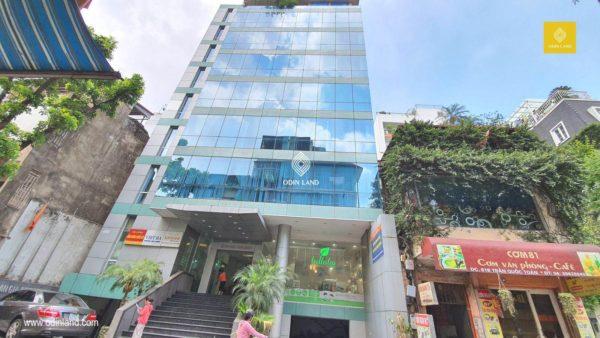 Van Phong Cho Thue Toa Nha Tran Gia Building 3
