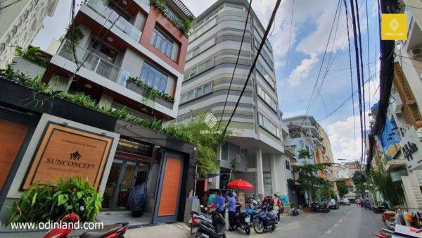 Văn phòng cho thuê tòa nhà TS Building