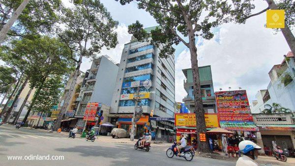Văn phòng cho thuê tòa nhà VI Building Nguyễn Chí Thanh