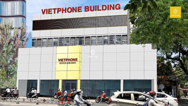 Van Phong Cho Thue Toa Nha Vietphone Building 5