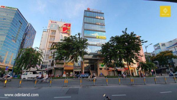 Văn phòng cho thuê tòa nhà Vifolac Building