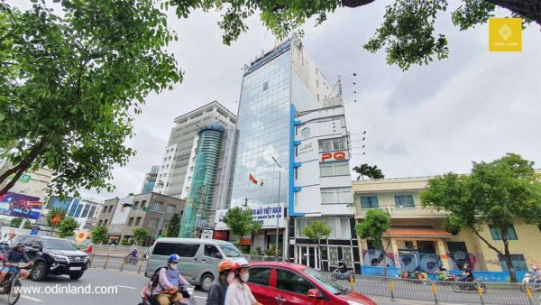 Văn phòng cho thuê tòa nhà Vinalines Building