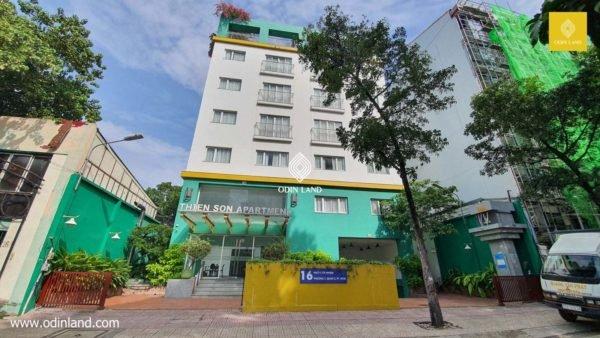 Van Phong Cho Thue Toa Nha Thien Son Building 4