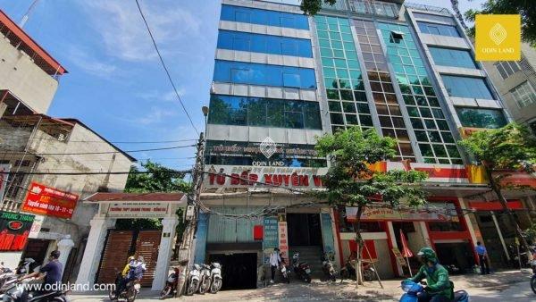 Van Phong Cho Thue Toa Nha 176 Duong Lang (3)