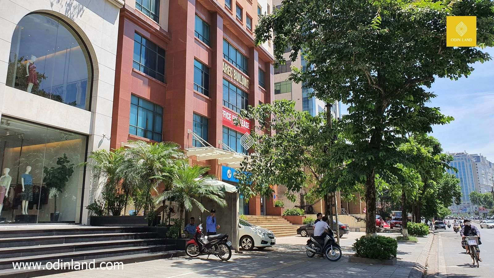 Van Phong Cho Thue Toa Nha Harec Building 10