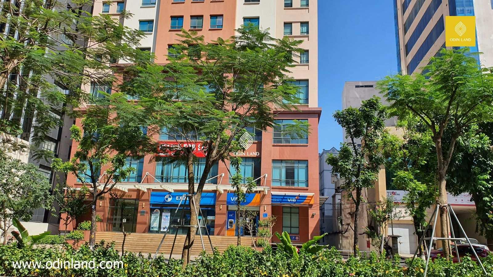 Van Phong Cho Thue Toa Nha Harec Building 7