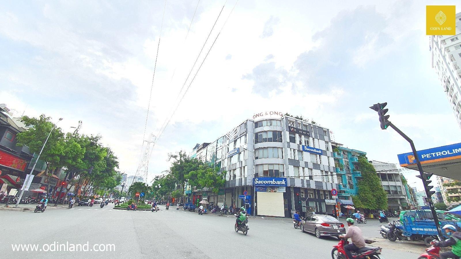 Van Phong Cho Thue Toa Nha Ong & Ong Building 2