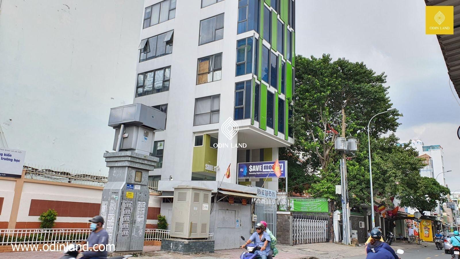 Van Phong Cho Thue Toa Nha Save The Money Tower 4