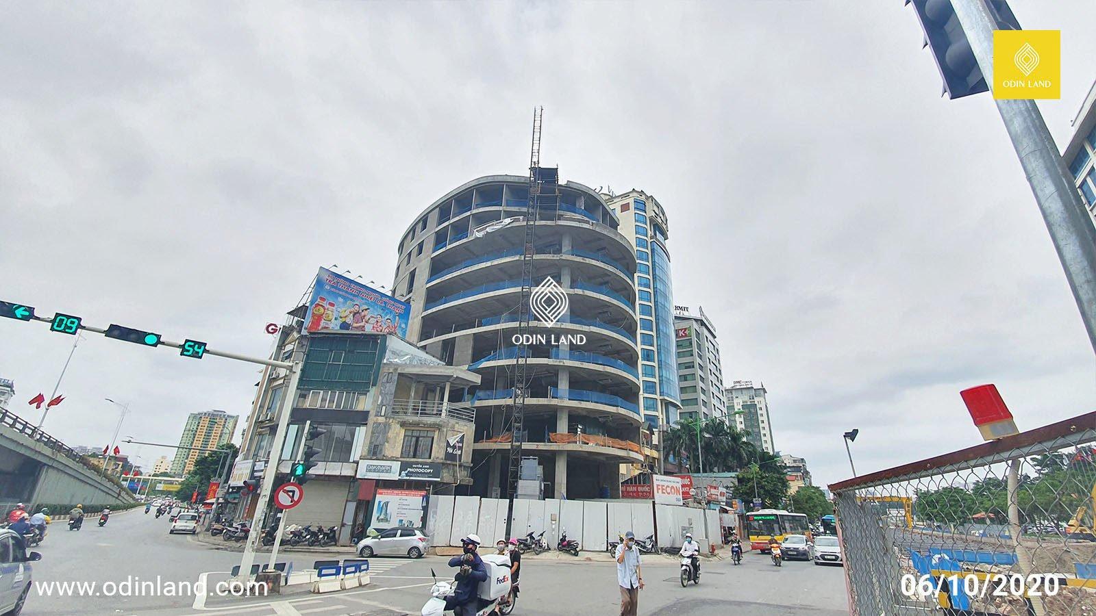 Van Phong Cho Thue Toa Nha Tan Xuan Building 1