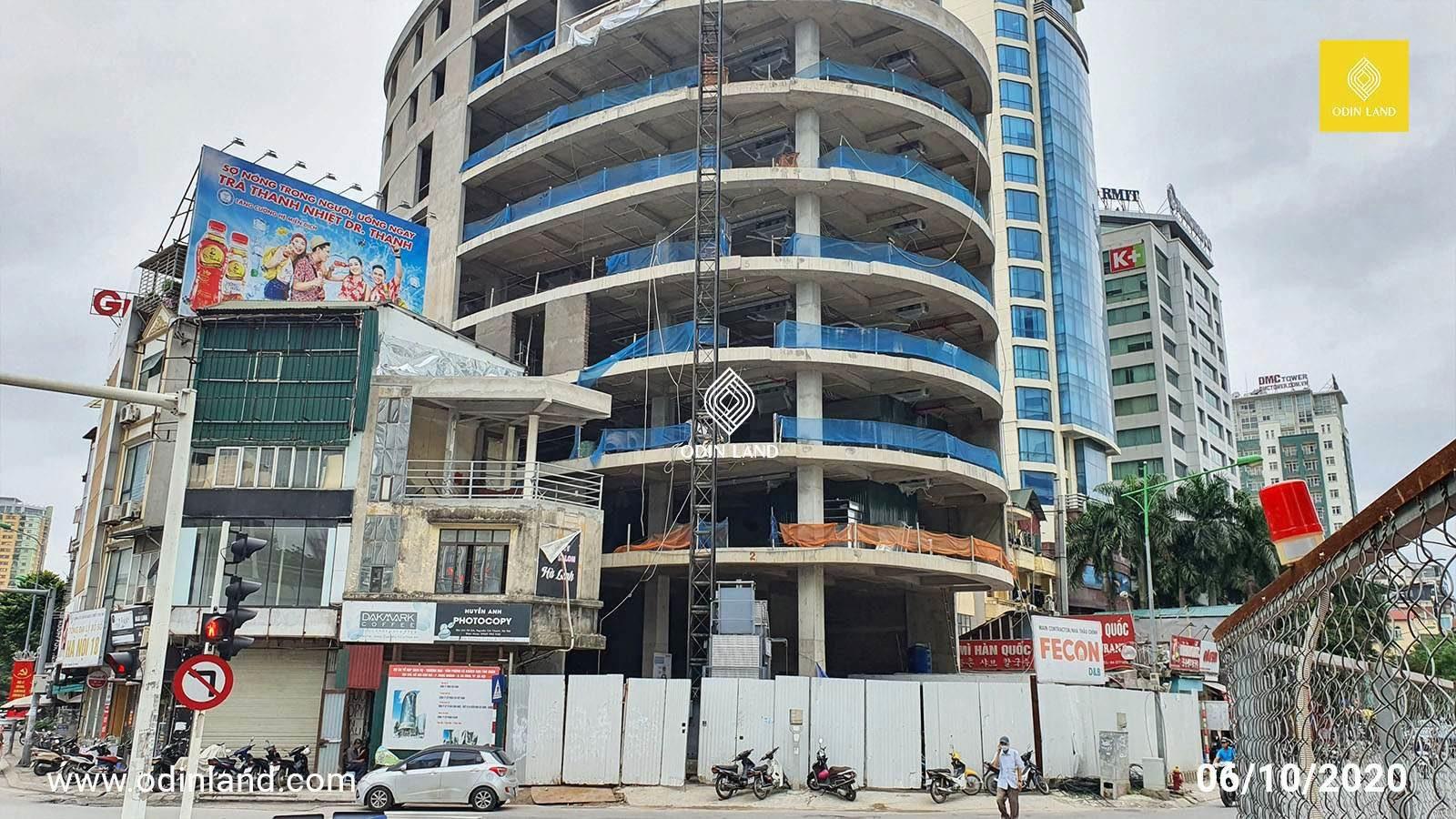 Van Phong Cho Thue Toa Nha Tan Xuan Building 4
