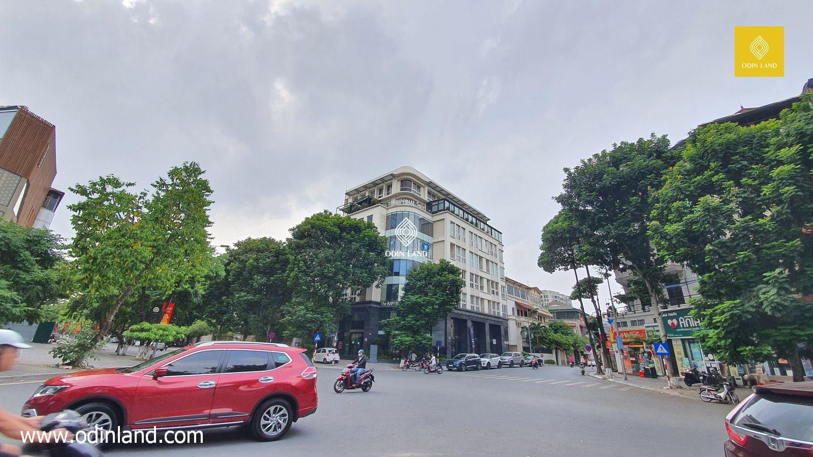 Van Phong Cho Thue Toa Nha The Imperial Suites (5)