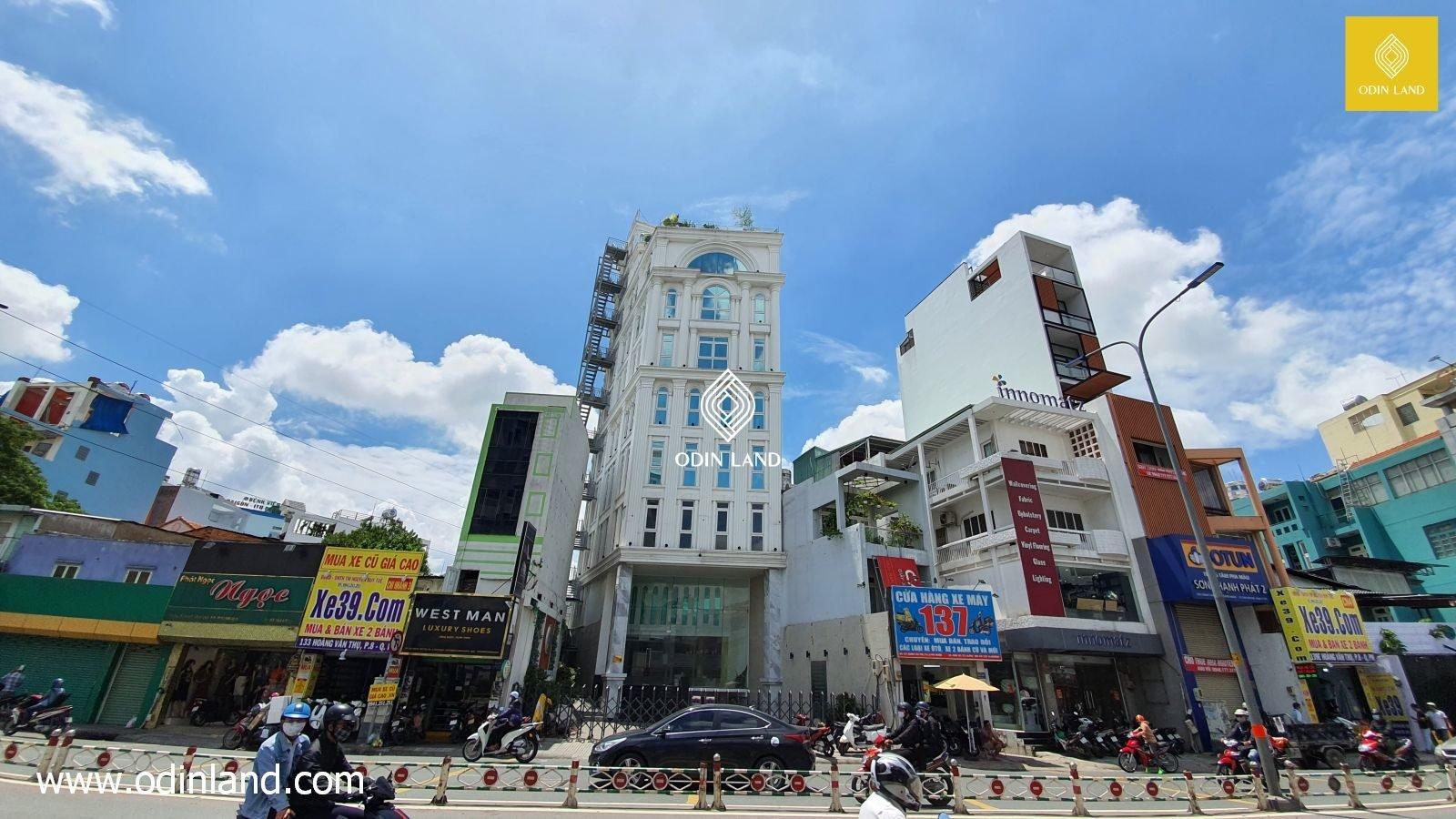 Van Phong Cho Thue Toa Nha Vecic Building 2