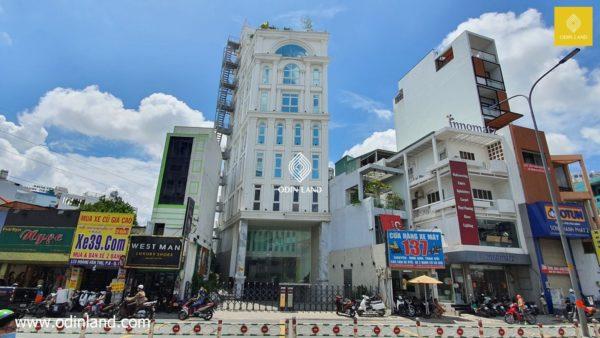 Van Phong Cho Thue Toa Nha Vecic Building 3