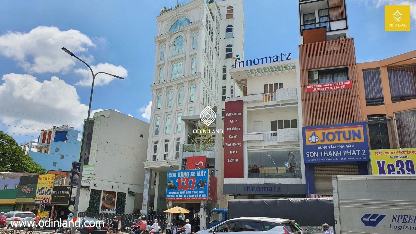 Van Phong Cho Thue Toa Nha Vecic Building 4