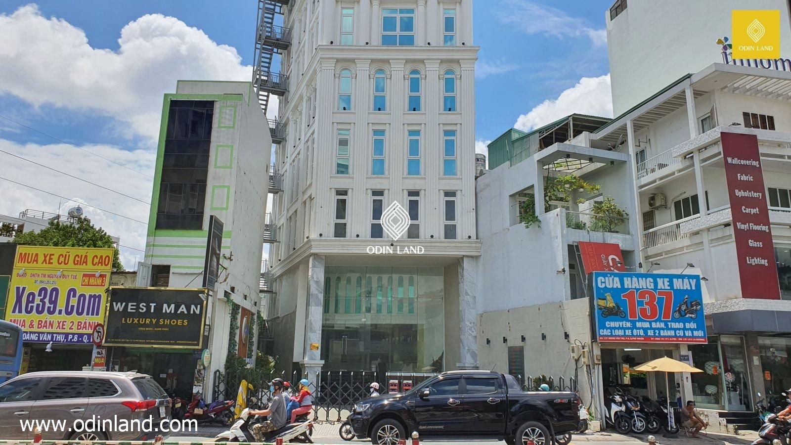 Van Phong Cho Thue Toa Nha Vecic Building 5