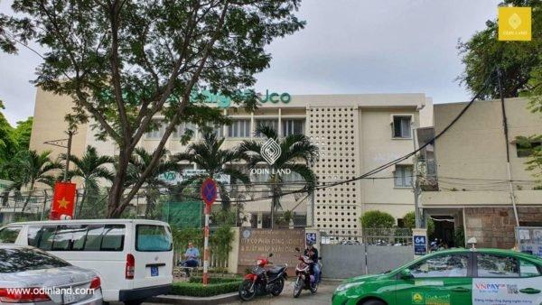 Van Phong Cho Thue Toa Nha Vinafor Building 3