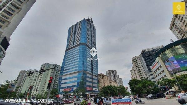 Van Phong Toa Nha Cho Thue Diamond Flower Tower(4)