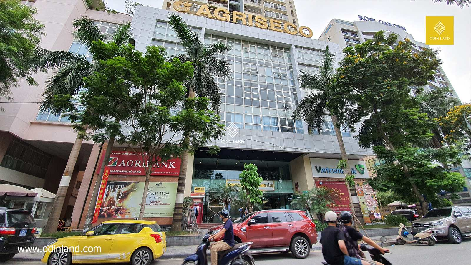 Van Phong Cho Thue Toa Nha Artex Building (1)