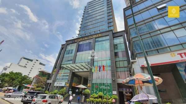Văn phòng cho thuê tòa nhà Capital Tower