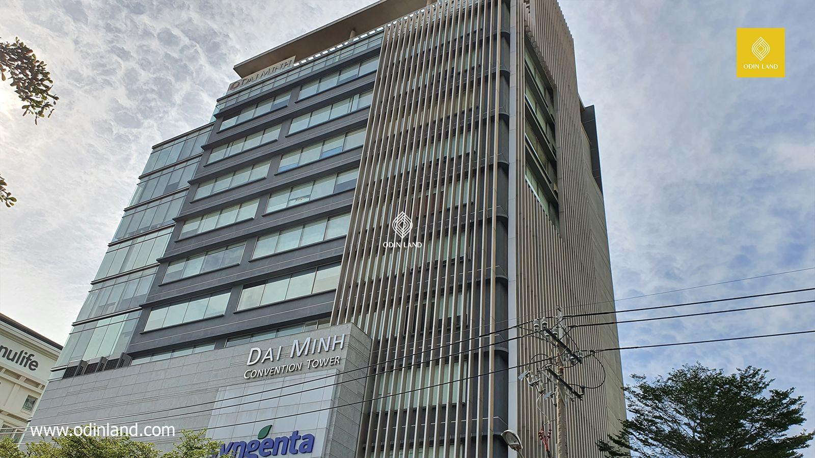 Van Phong Cho Thue Toa Nha Dai Minh Convention Tower (3)