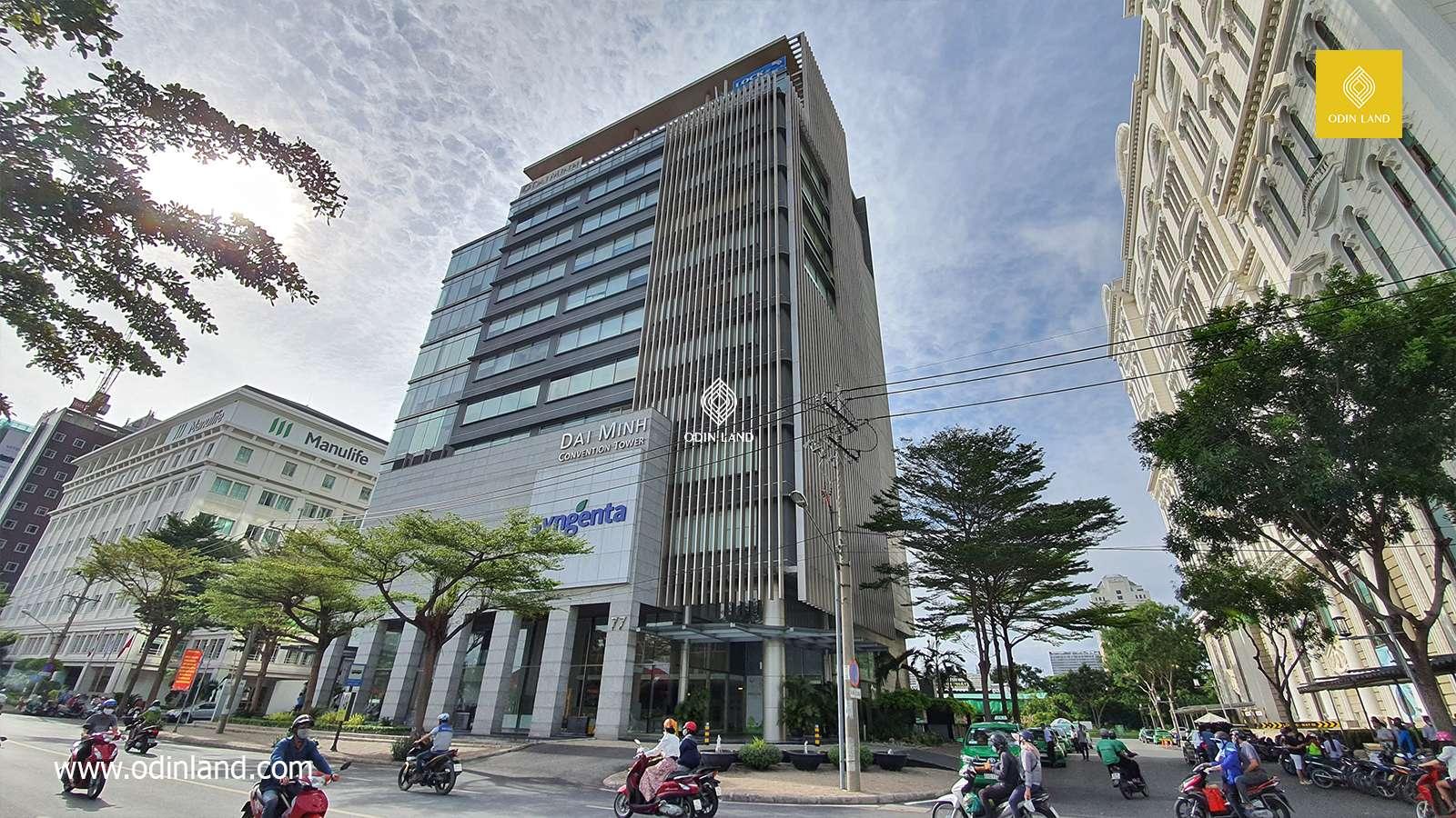 Van Phong Cho Thue Toa Nha Dai Minh Convention Tower (4)