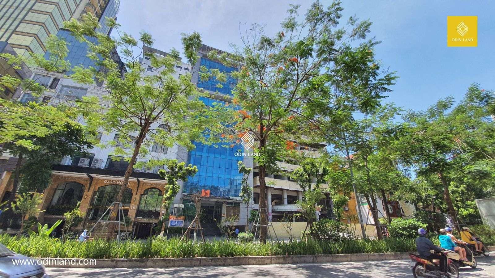 Van Phong Cho Thue Toa Nha Newtatco Building 2