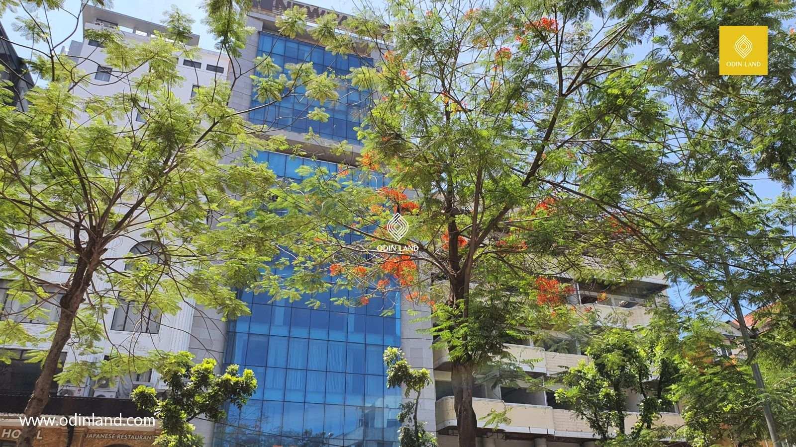 Van Phong Cho Thue Toa Nha Newtatco Building 3
