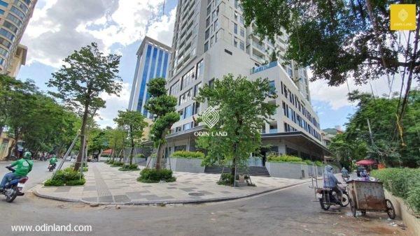 Van Phong Cho Thue Toa Nha The Five Residence 2
