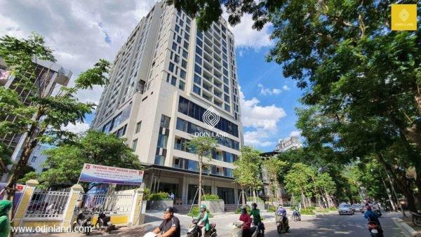 Van Phong Cho Thue Toa Nha The Five Residence 5