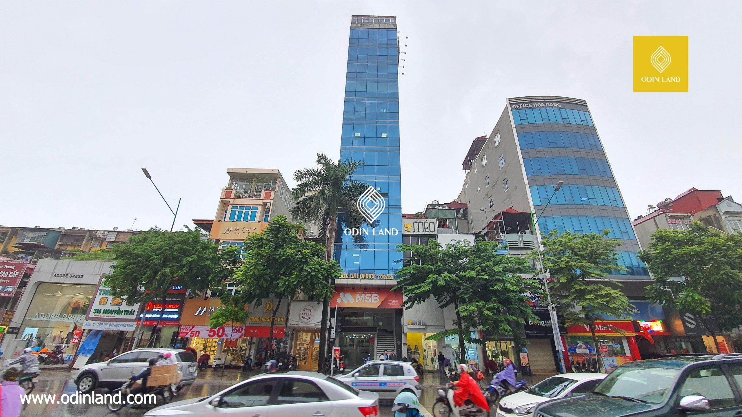 Van Phong Cho Thue Toa Nha Duc Dai Tower