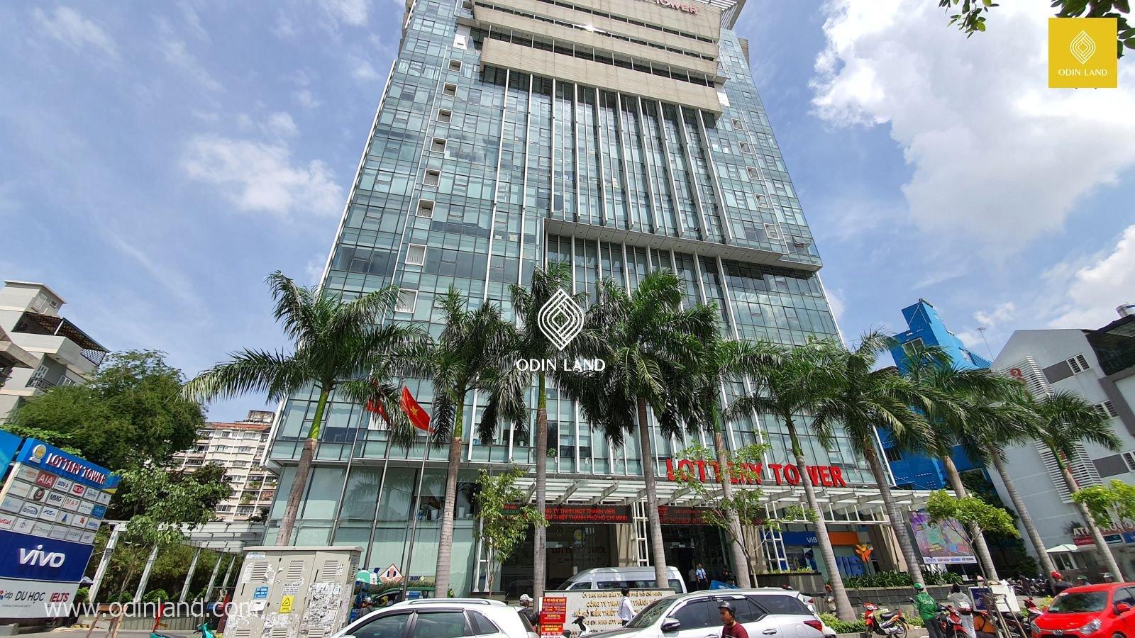 Văn Phòng Cho Thuê Tòa Nhà Lottery Tower 1