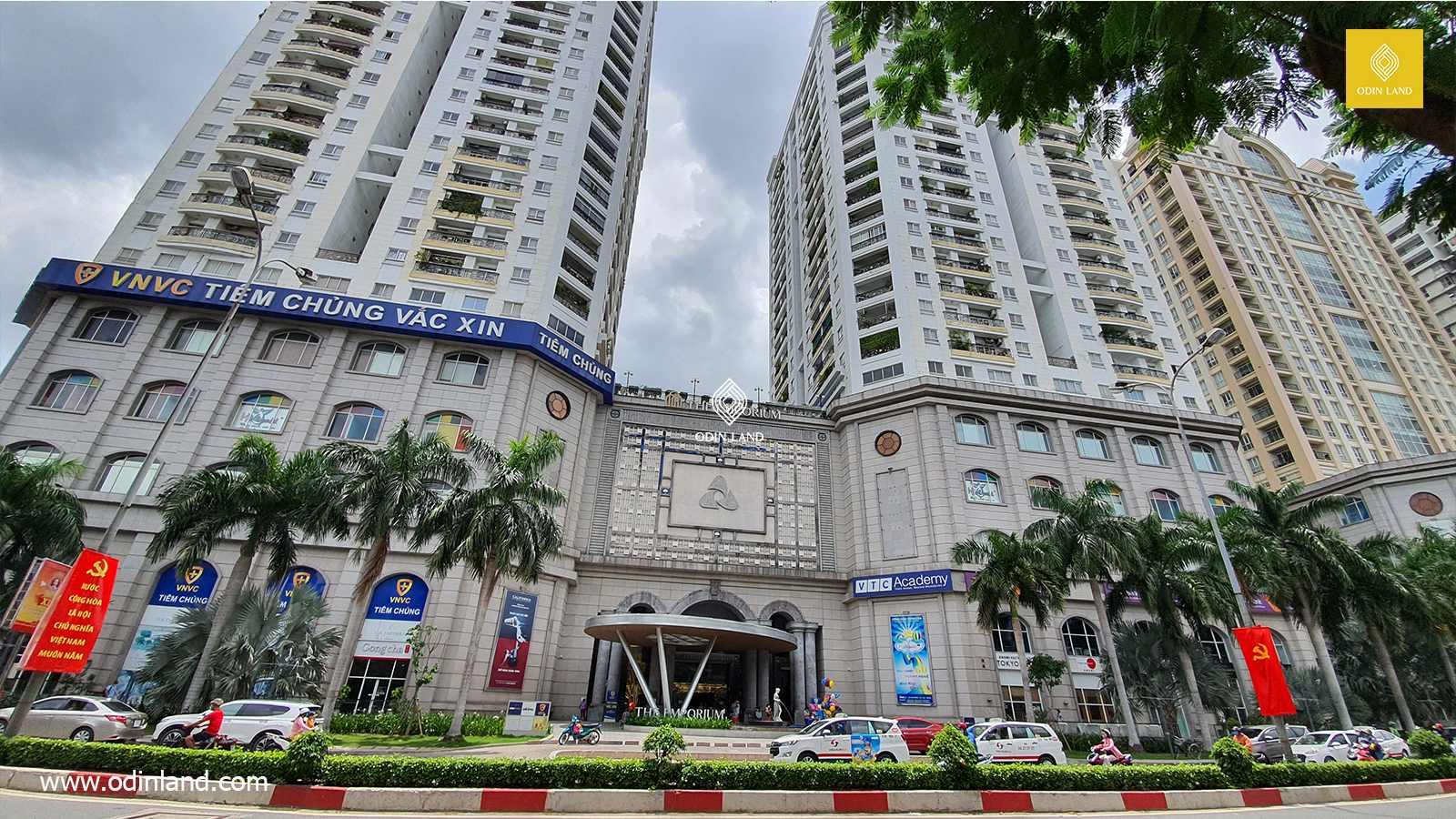 Van Phong Cho Thue Toa Nha Flemington Tower 4