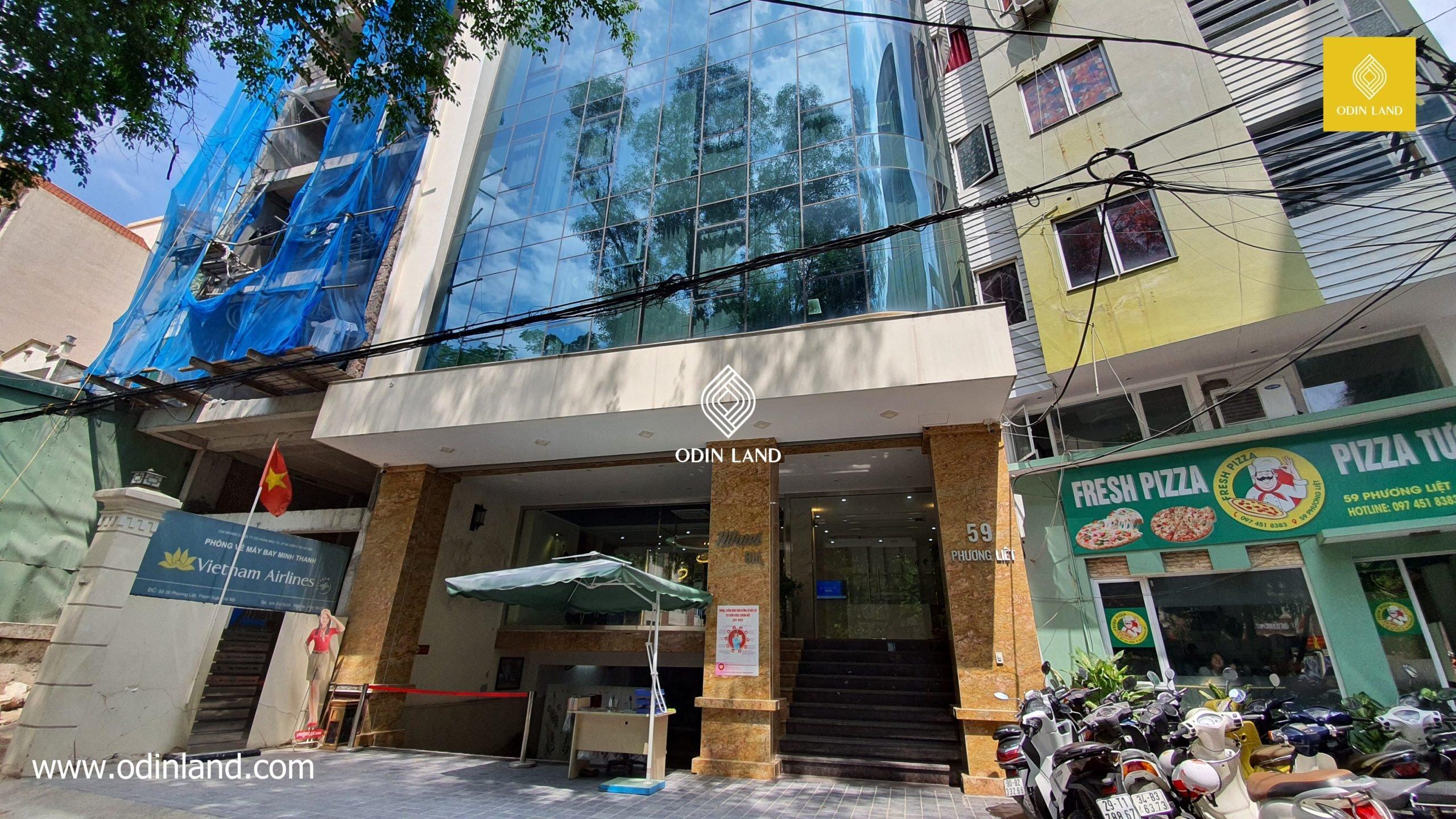 Van Phong Cho Thue Toa Nha Hiraki Building (2)