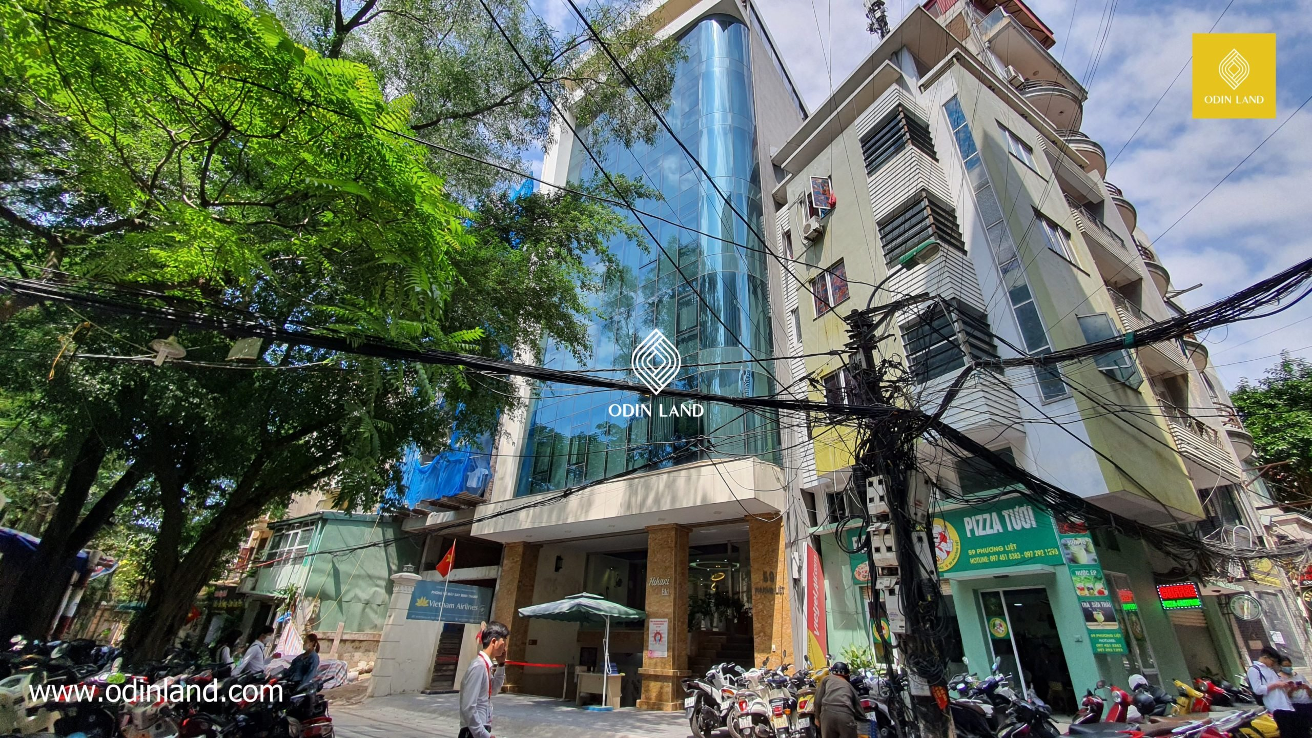 Van Phong Cho Thue Toa Nha Hikari Building (6)