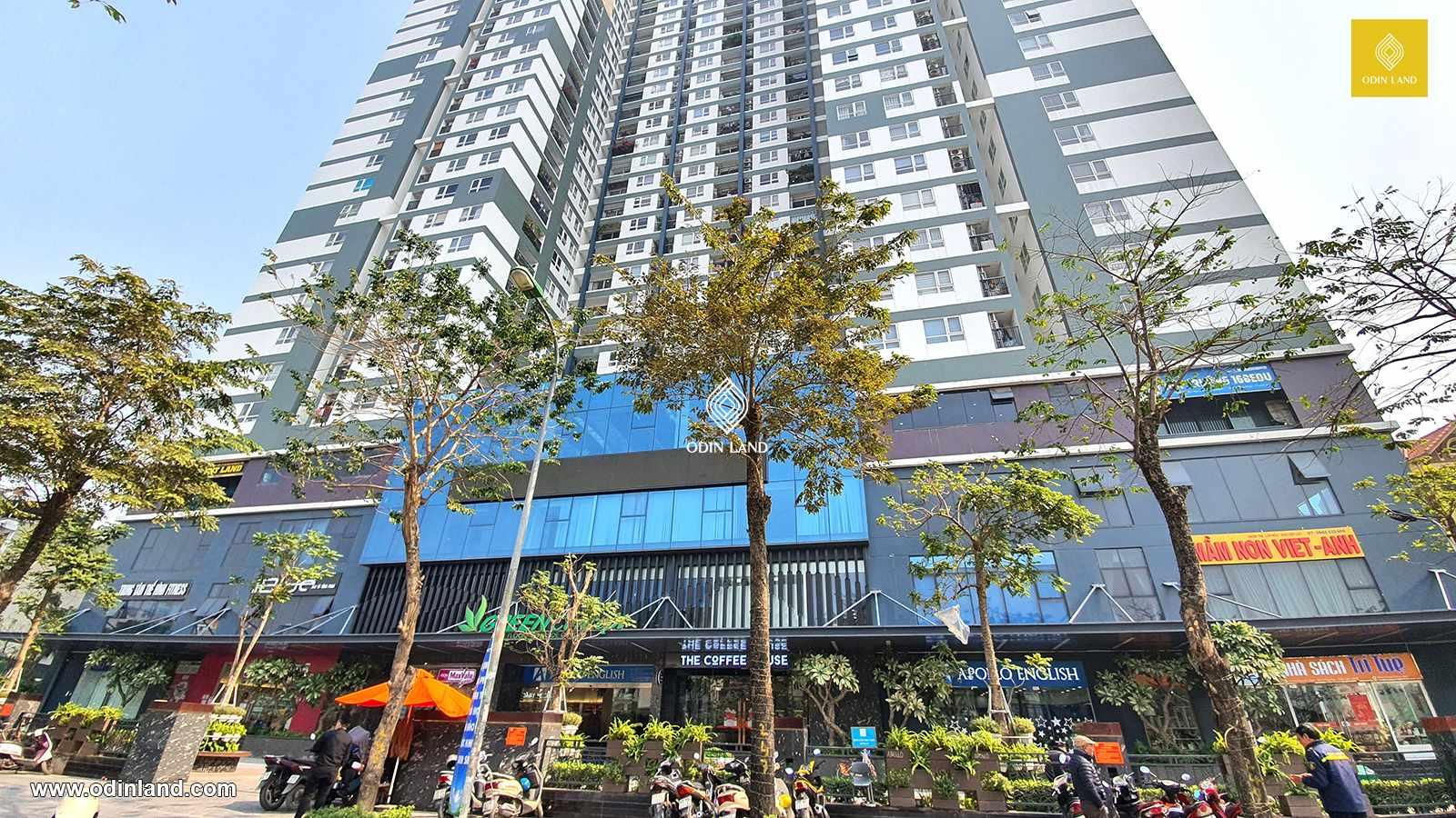 Van Phong Cho Thue Toa Nha Riverside Garden 4