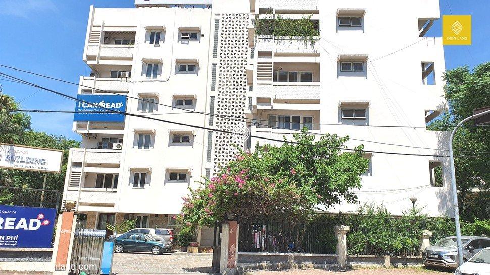Văn phòng cho thuê tòa nhà Vạn Phúc