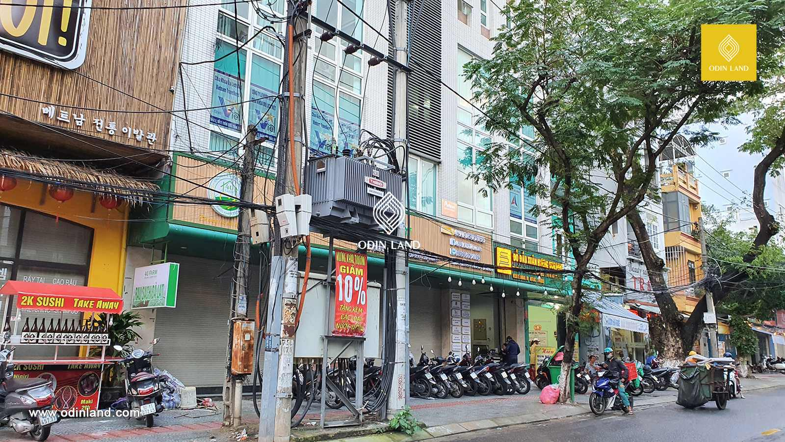 Van Phong Cho Thue Toa Nha 21 Tran Quoc Toan 4