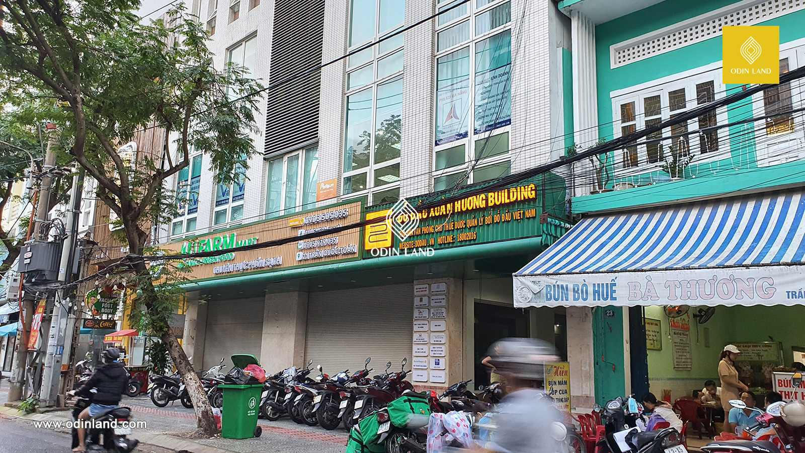 Van Phong Cho Thue Toa Nha 21 Tran Quoc Toan 5