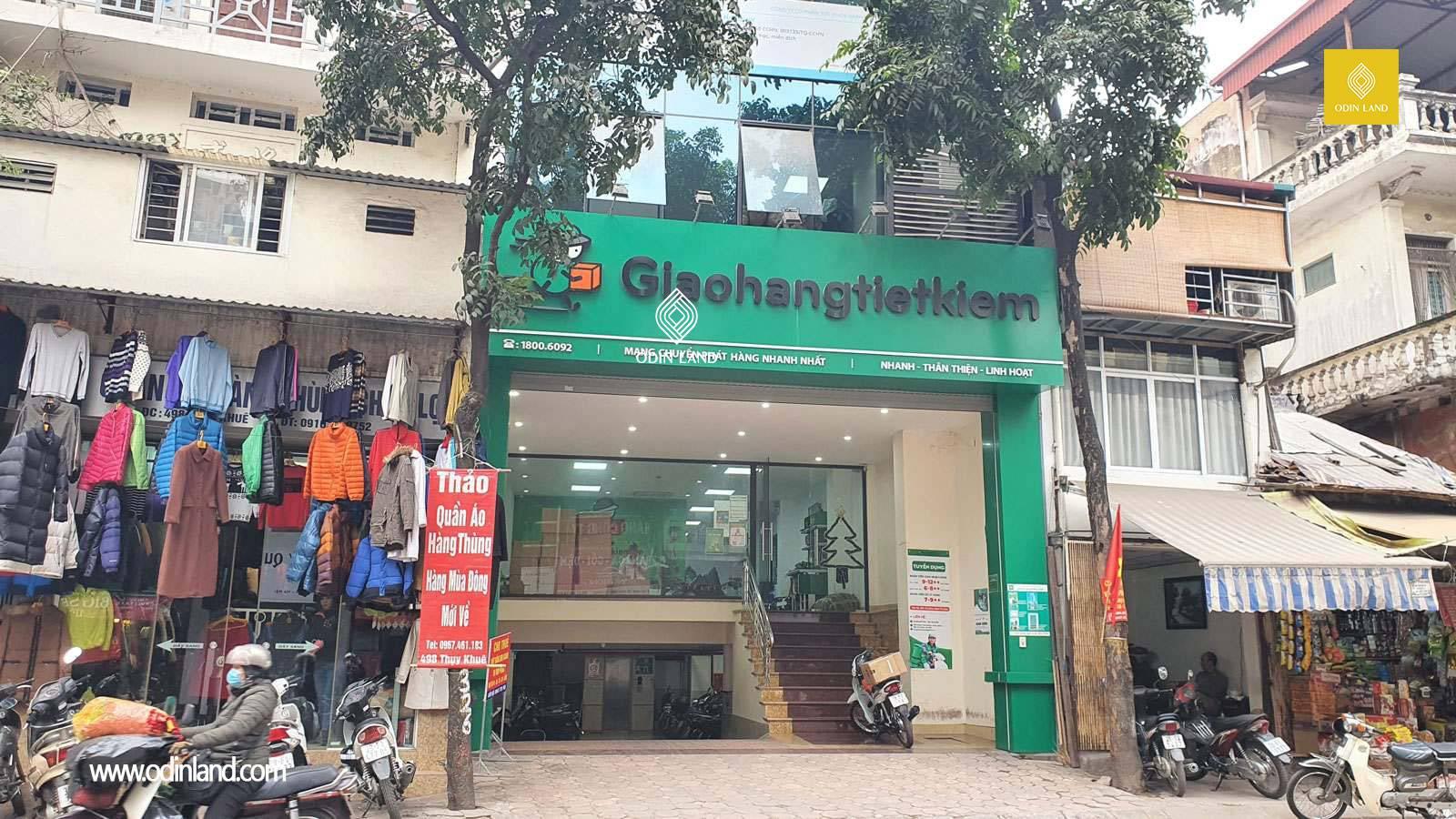 Van Phong Cho Thue Toa Nha 496 Thuy Khue 1