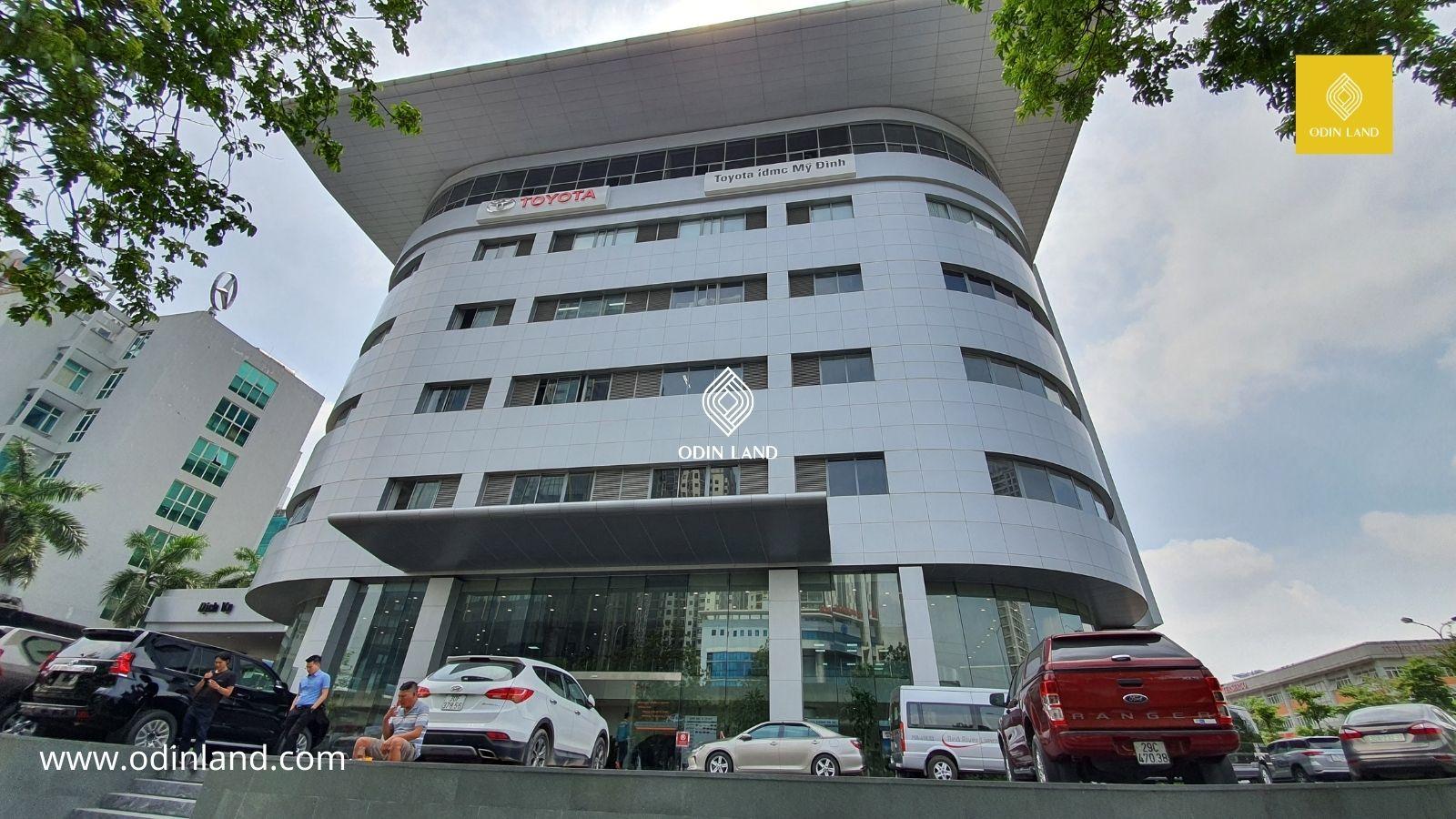 Van Phong Cho Thue Toa Nha Idmc My Dinh 2 Building 11