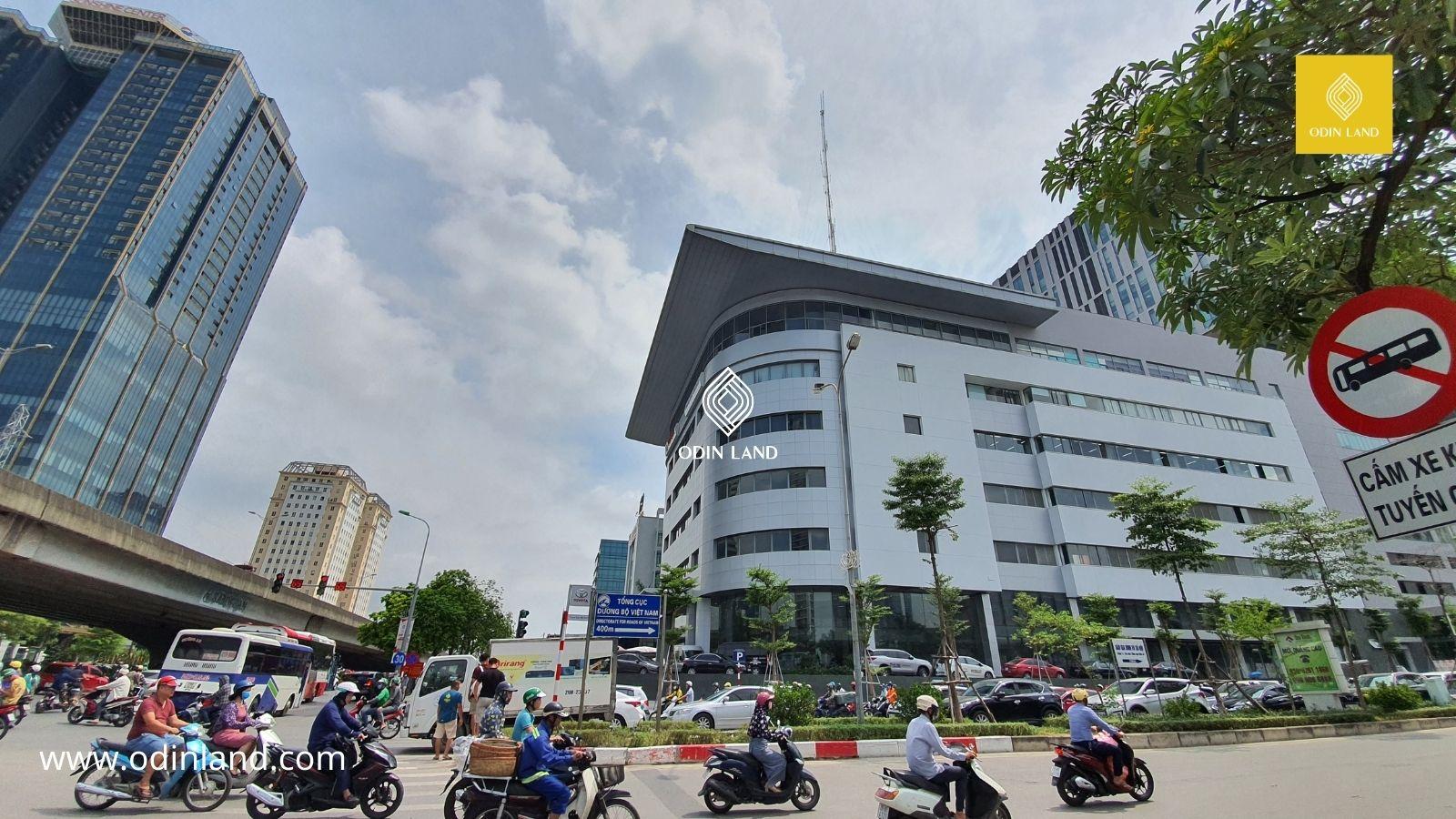 Van Phong Cho Thue Toa Nha Idmc My Dinh 2 Building 4