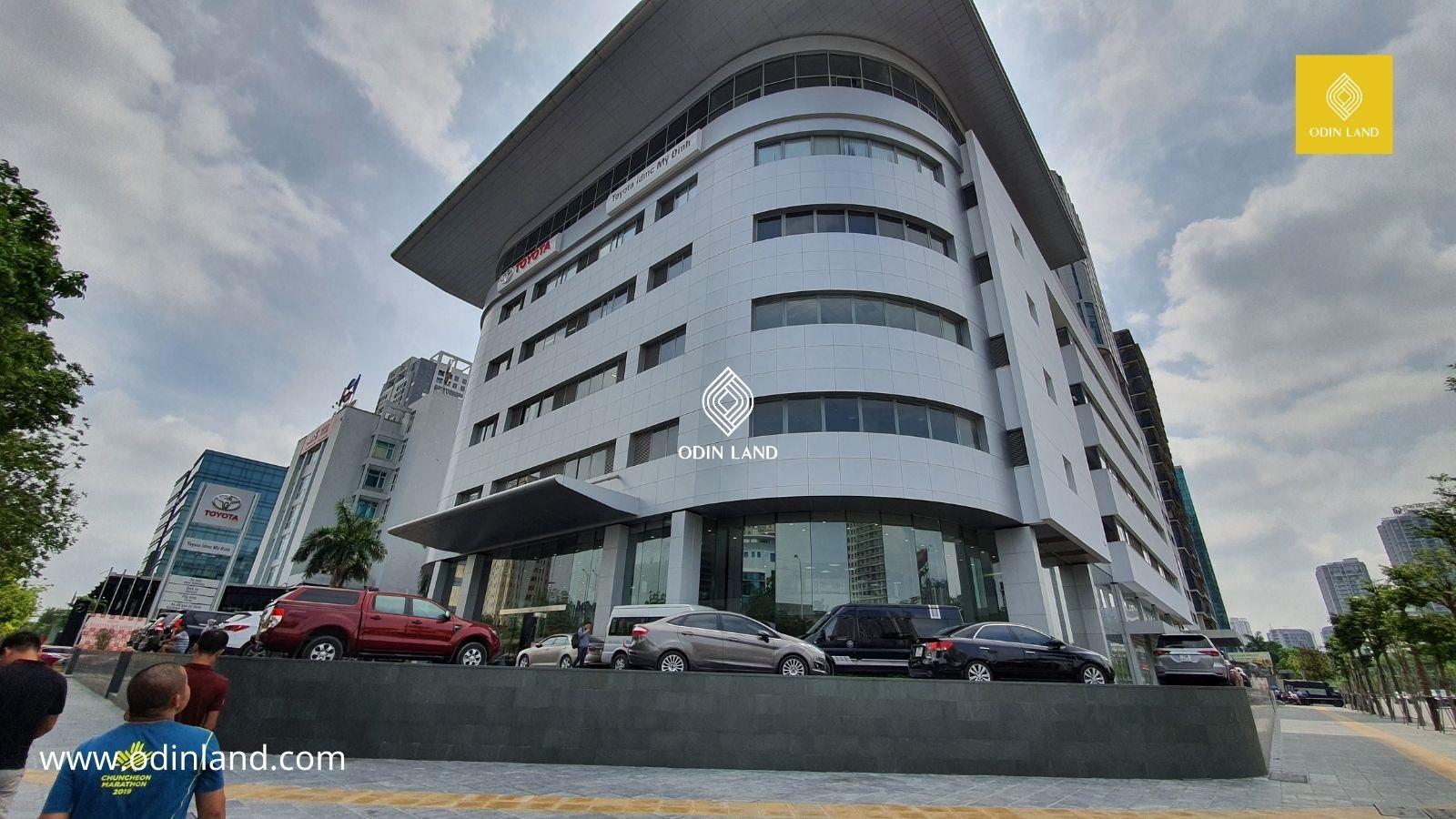 Van Phong Cho Thue Toa Nha Idmc My Dinh 2 Building 6